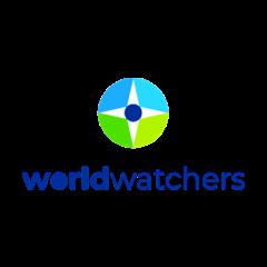 Worldwatchers logo projekte teaser